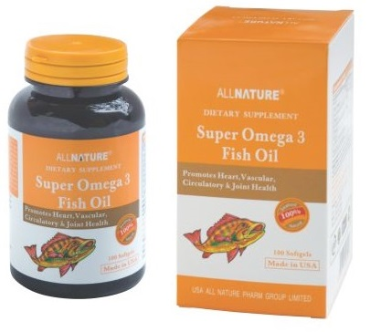 Super Omega 3 fish oil