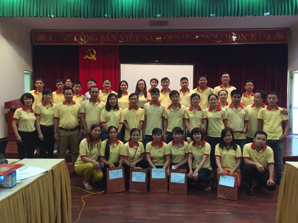 Rosix Pharma tổ chức tham quan nghỉ mát cho CBNV